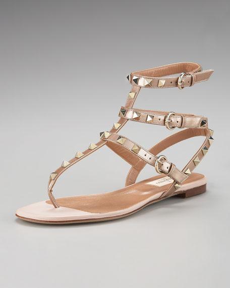 Rockstud Gladiator Sandal