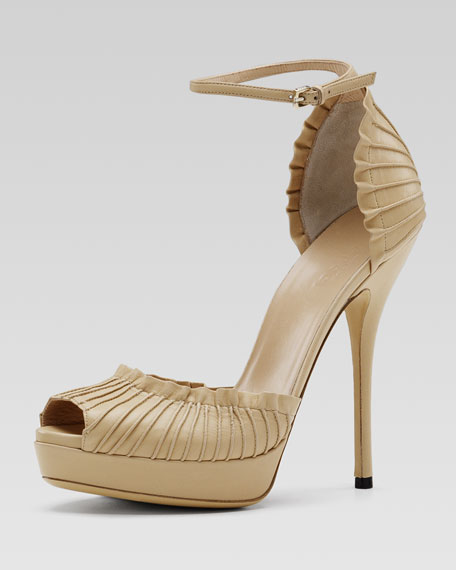 Taryn High-Heel Platform Sandal
