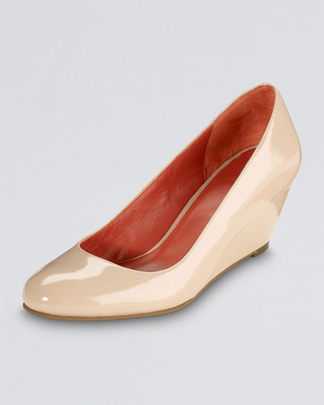 Air Lainey Patent Wedge