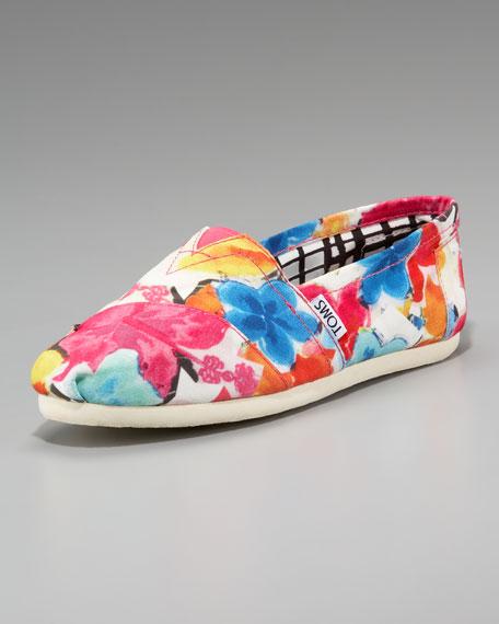 Corbet Floral Slip-On