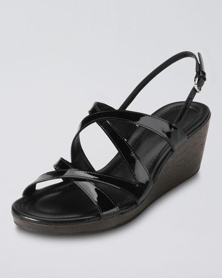 Air Jaynie Wedge Slingback Sandal