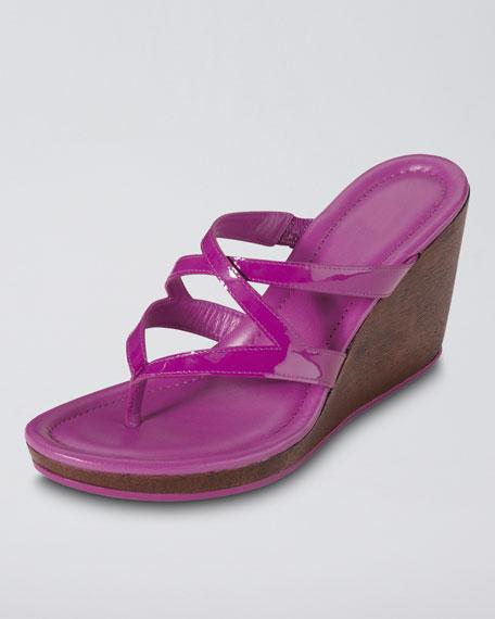 Air Jaynie Thong Wedge Sandal