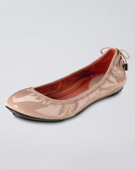 Air Bacara Toggle Ballerina Flat