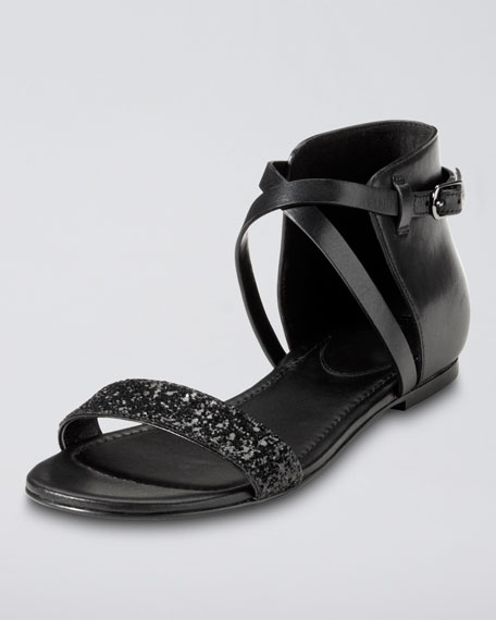 Air Catalina Glitter-Strap Sandal