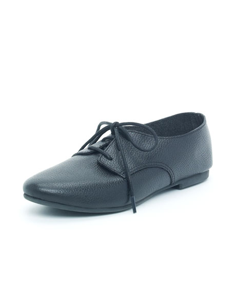 Gossford Lace-Up Shoe, Black or Luggage Leather