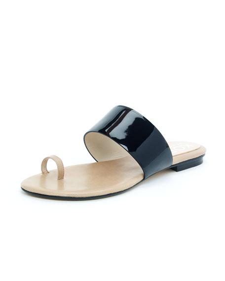 Zen Sandal, Black