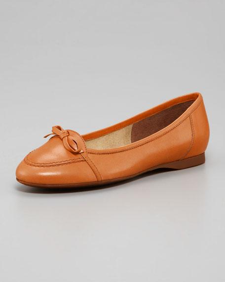 Loafer Ballerina Flat