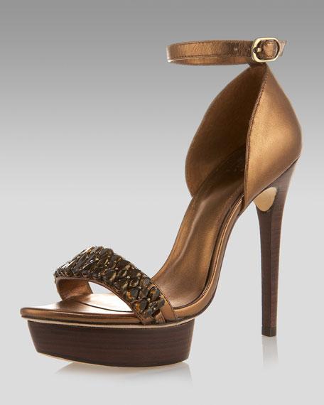 Ariella Ankle-Strap Sandal