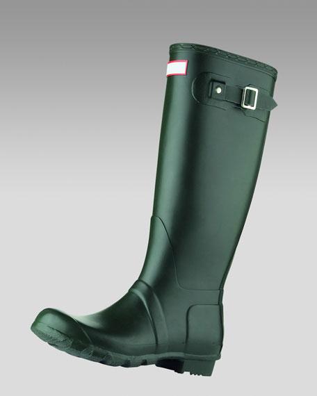 Original Tall Boot, Dark Olive