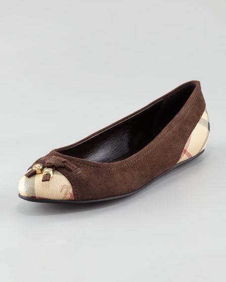 Haymarket Ballerina Flat
