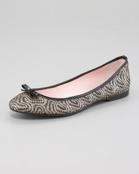 Swirl Ballerina Flat