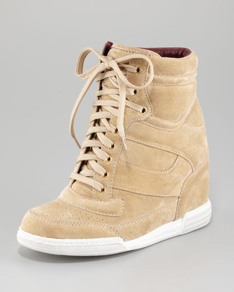 International Wedge Sneaker