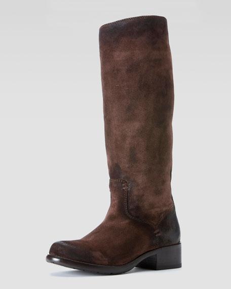Elena Suede Boot