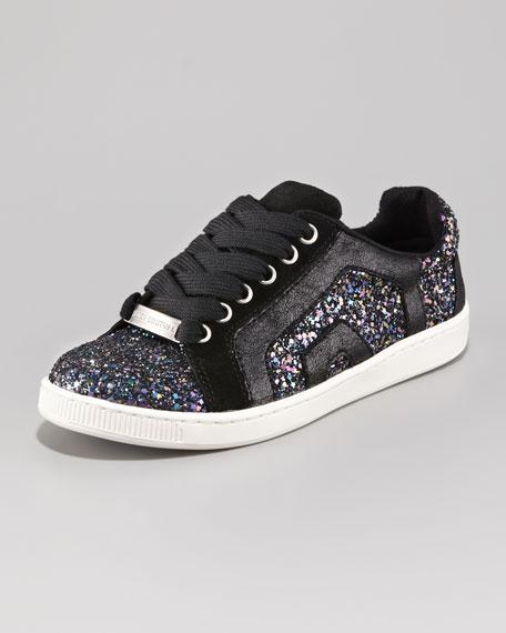 Darien Glitter Sneaker