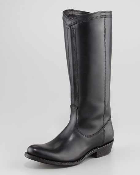 Rider Pull-On Knee Boot