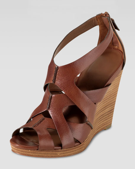 Air Kimry Strappy Wedge