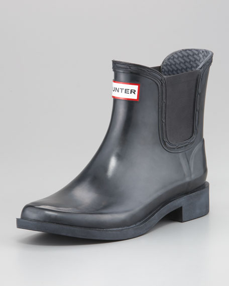 Bradwell Gored Ankle Rain Boot