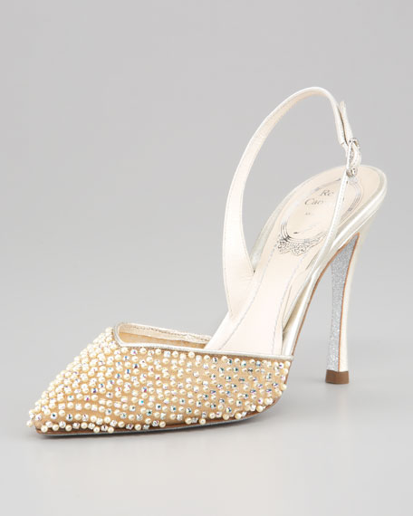 Pearly Halter Pump