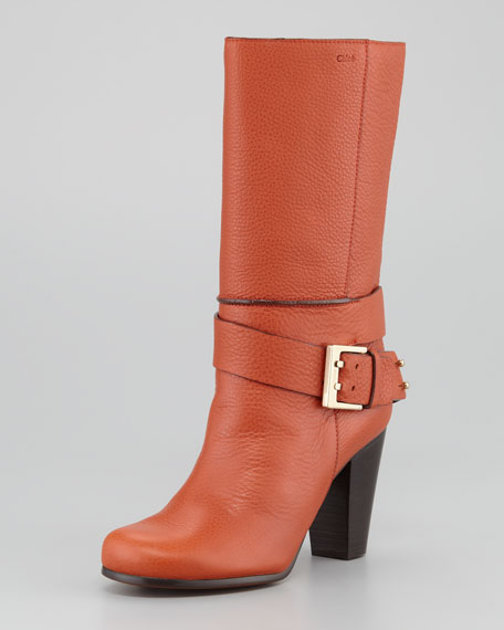 Belted Boot