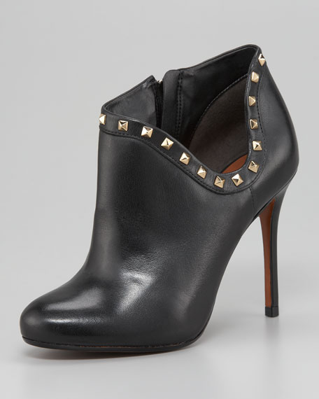 Schutz Studded Ankle Boot