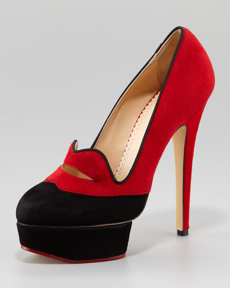 Lulu Lip Platform Pump
