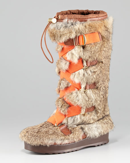 Cailey Rabbit Boot
