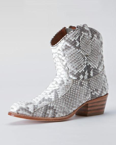 Deborah Short Python Boot