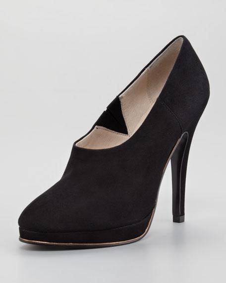 Elyssa Suede Shoe Bootie
