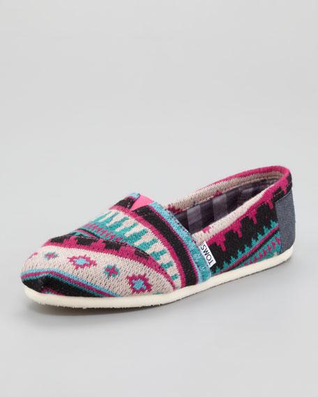 Tamin Printed Slip-On