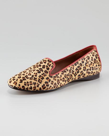 Denda Calf Hair Loafer