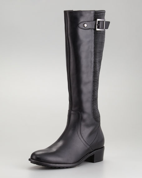 Omni Stretch-Back Tall Boot