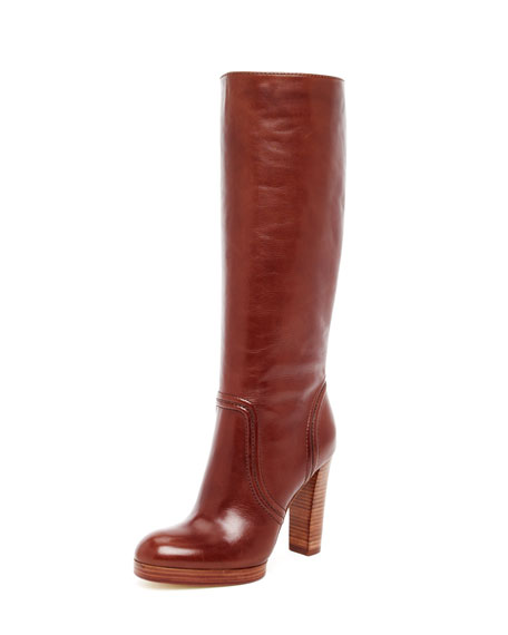 Aila Leather Boot