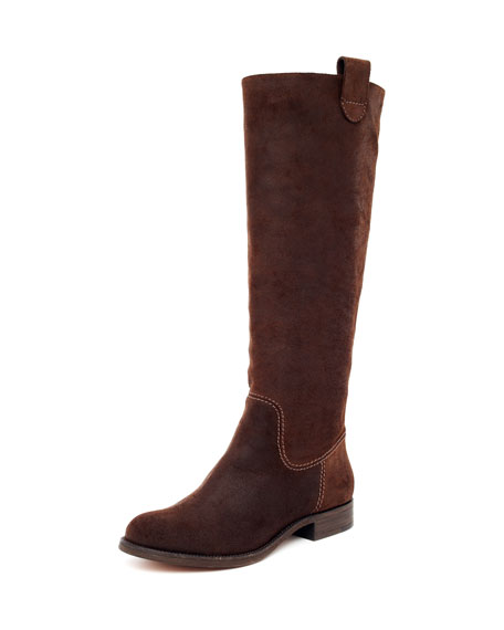 Amby Suede Knee Boot