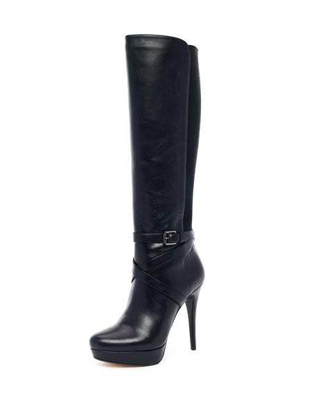 Callidora Leather Boot