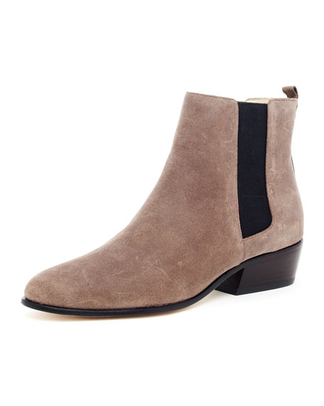Marden Suede Ankle Boot