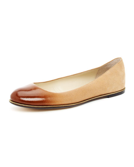 Odell Ombre Flat