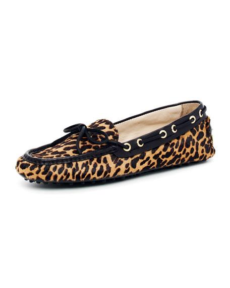 Calf-Hair Loafer
