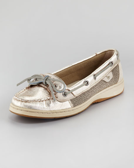 Angelfish Metallic Slip-On