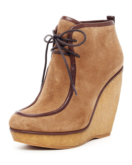 Evans Wedge Boot
