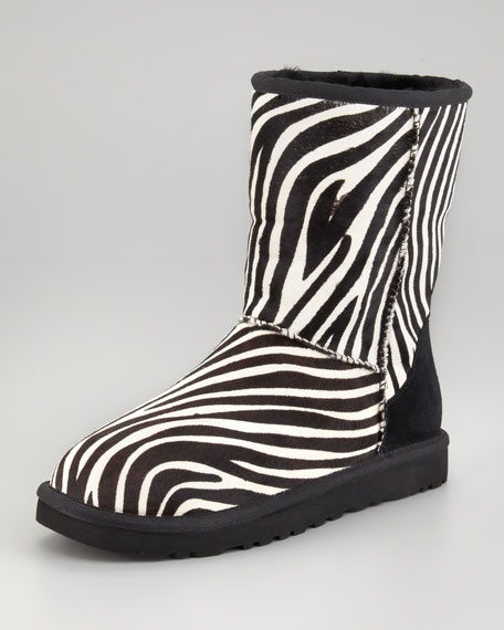 Classic Short Exotic Boot