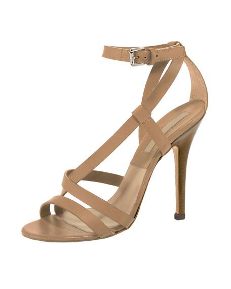Strappy Open-Toe Sandal