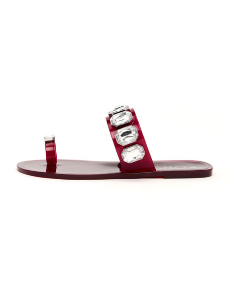 Malaya Jeweled Sandal