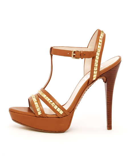 Kaleigh Studded Platform Sandal