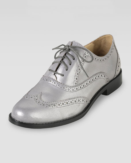 Skylar Lace-Up Oxford