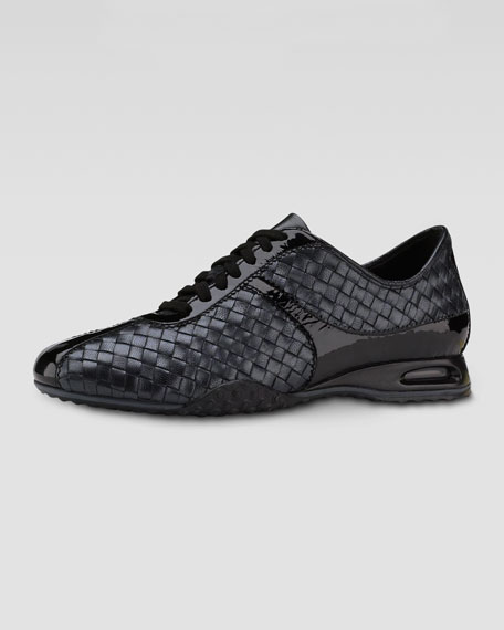 Air Bria Woven Oxford, Black