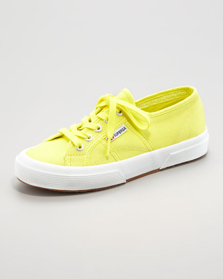 Cotu Classic Sneaker, Limelight