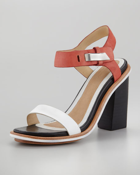 Arlo Colorblock Sandal