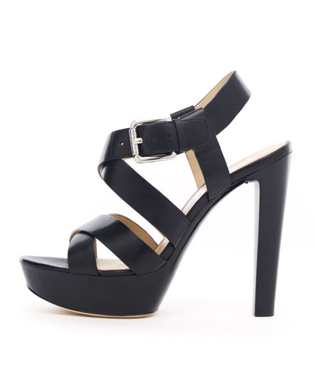 Belle Platform Sandal