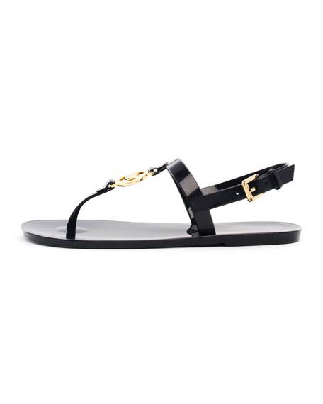 Sondra MK Jelly Thong Sandal