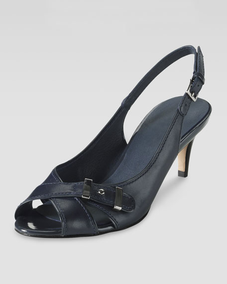 Air Christy Slingback Sandal, India Ink